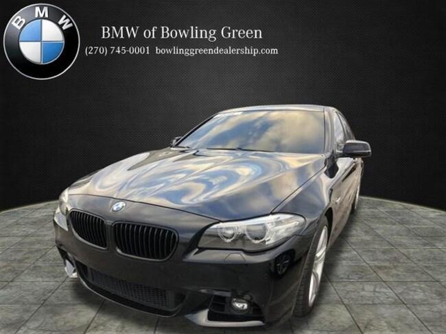 2014 BMW 535i Sedan