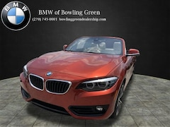Used 2020 BMW 230i xDrive Convertible for sale in College Park MD