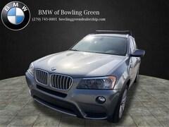 2012 BMW X3 xDrive35i SAV