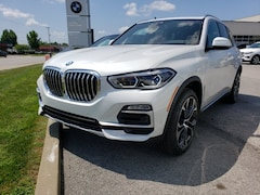 Used 2020 BMW X5 xDrive40i SAV for sale in College Park MD