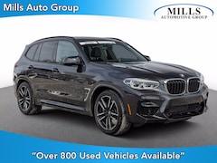 2020 BMW X3 M SAV in [Company City]