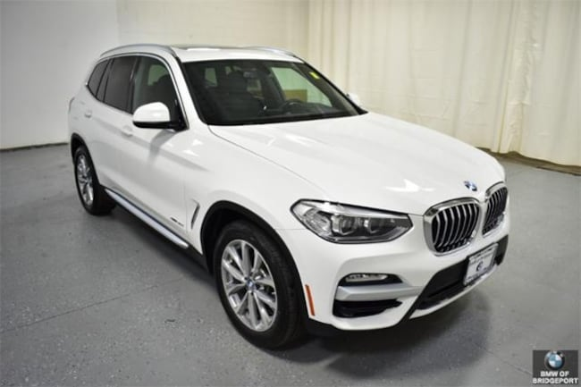 2018 BMW X3 xDrive30i Executive Demo SAV