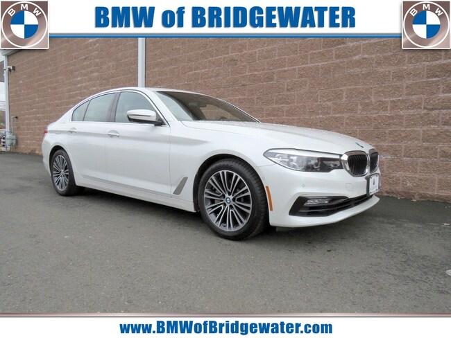Certified Pre-Owned 2017 BMW 530i xDrive Sedan in Bridgewater NJ