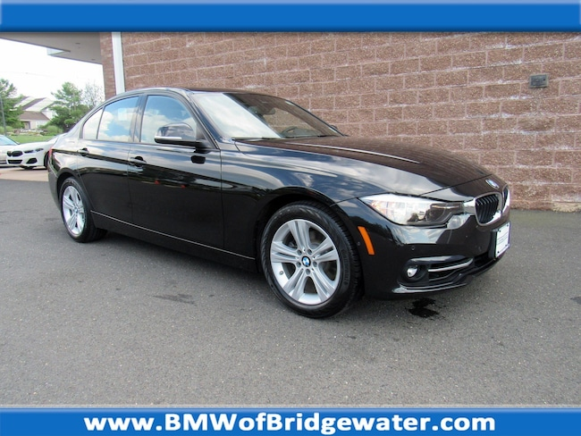 Certified Pre-Owned 2016 BMW 328i xDrive Sedan in Bridgewater NJ
