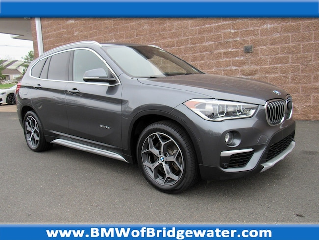 Certified Pre-Owned 2016 BMW X1 xDrive28i SUV in Bridgewater NJ