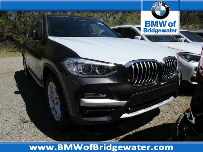 New 2019 BMW X3 xDrive30i SAV in Bridgewater NJ