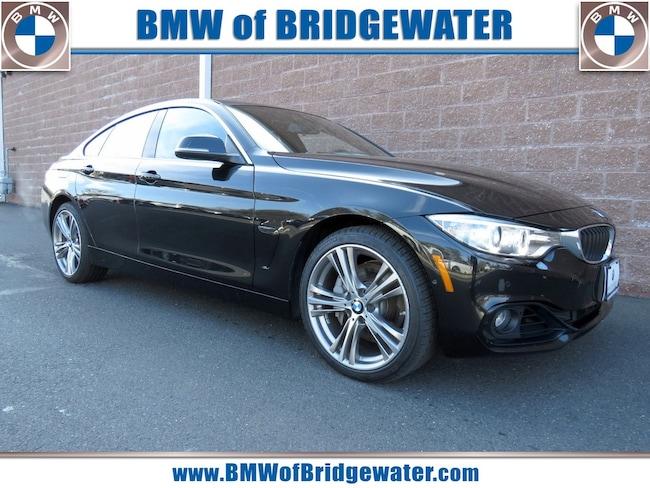 Certified Pre-Owned 2017 BMW 440i xDrive Gran Coupe in Bridgewater NJ