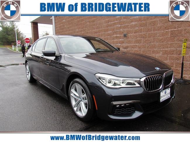 Certified Pre-Owned 2017 BMW 750i xDrive Sedan in Bridgewater NJ