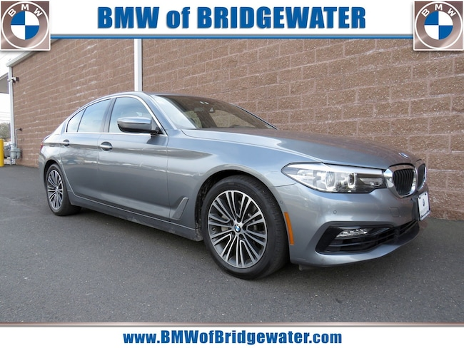 Certified Pre-Owned 2017 BMW 530i xDrive Sedan in Bridgewater NJ