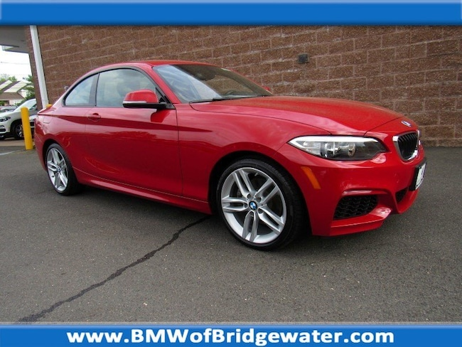 Certified Pre-Owned 2016 BMW 228i xDrive Coupe in Bridgewater NJ