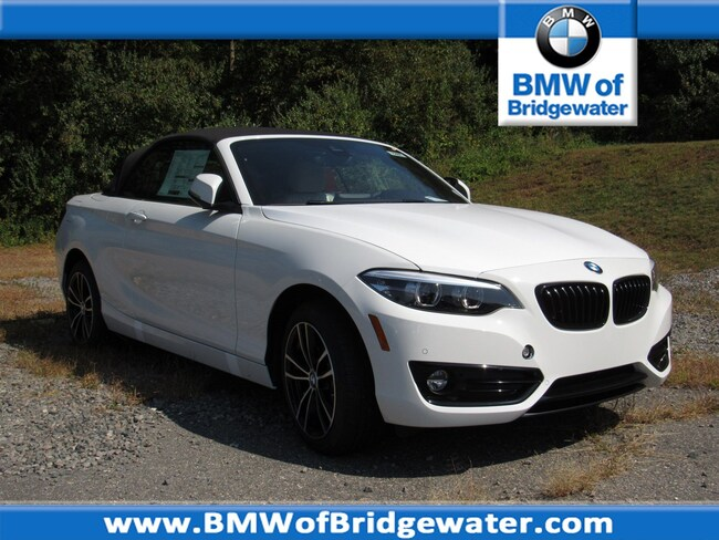 New 2020 BMW 230i xDrive Convertible in Bridgewater NJ