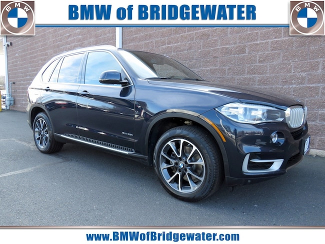 Certified Pre-Owned 2017 BMW X5 xDrive35i SAV in Bridgewater NJ