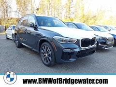 New 2021 BMW X5 M50i SAV in Bridgewater
