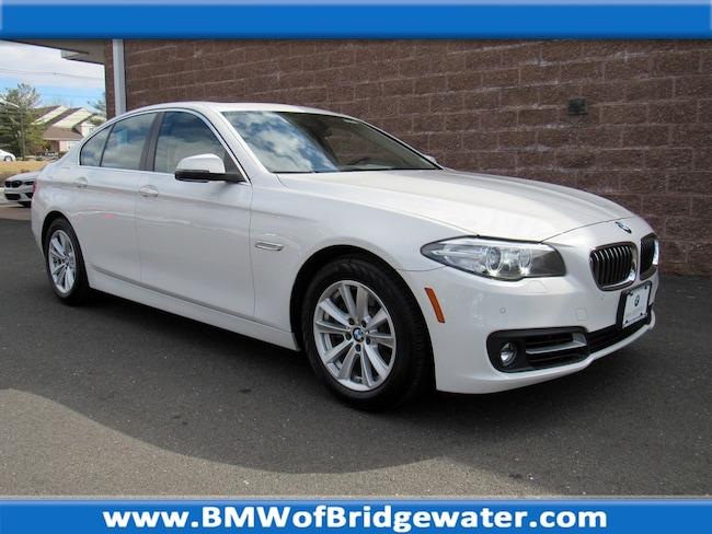 Certified Pre-Owned 2016 BMW 528i xDrive Sedan in Bridgewater NJ