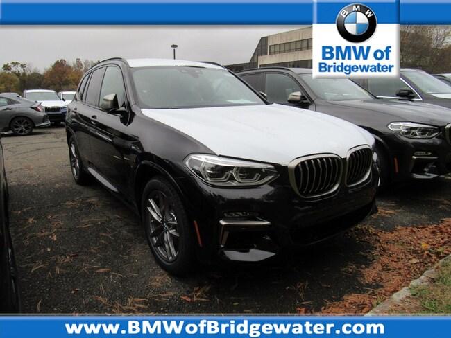 New 2020 BMW X3 M40i SAV in Bridgewater NJ