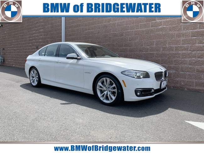 Used 2016 BMW 535i xDrive Sedan in Bridgewater NJ