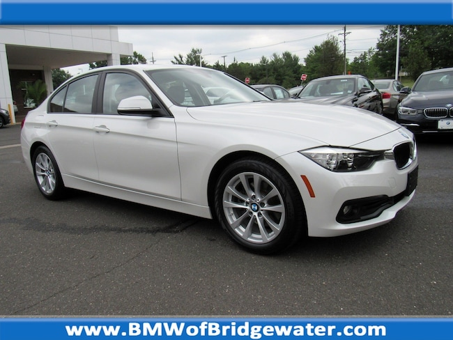 Used 2016 BMW 320i xDrive Sedan in Bridgewater NJ