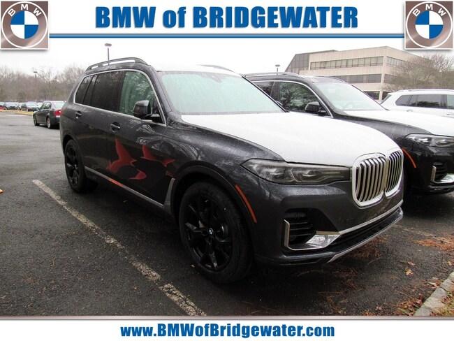 New 2020 BMW X7 xDrive40i SAV in Bridgewater NJ