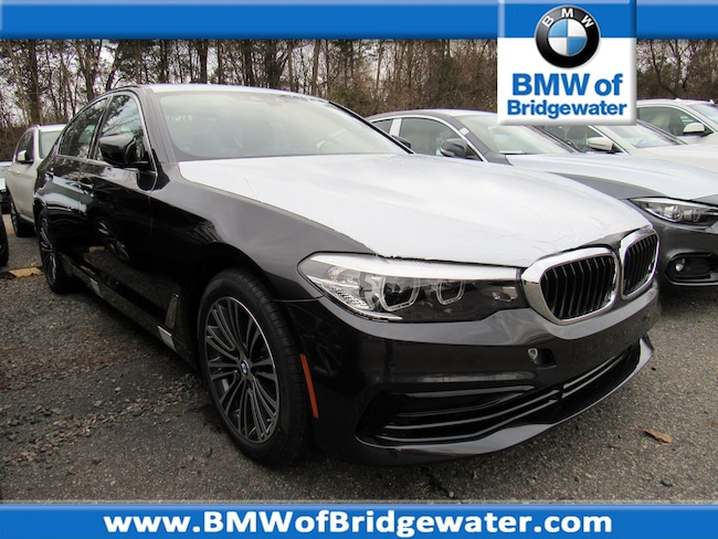 New 2019 BMW 540i xDrive Sedan in Bridgewater NJ