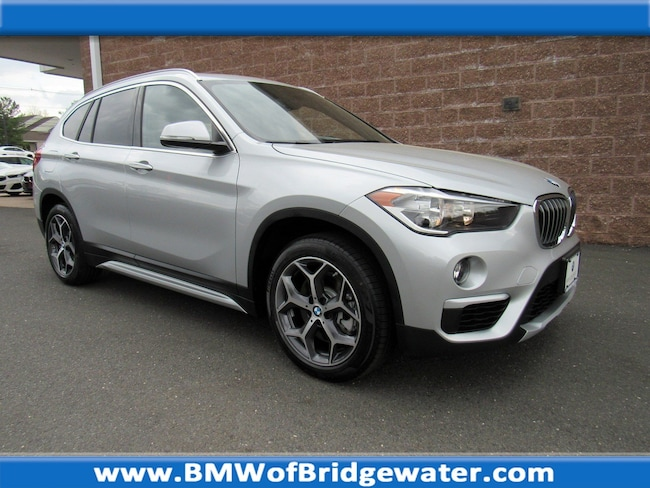Certified Pre-Owned 2018 BMW X1 xDrive28i SAV in Bridgewater NJ