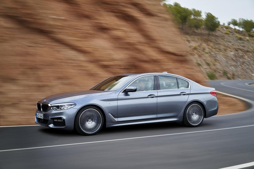 2017 BMW 5 Series New Jersey