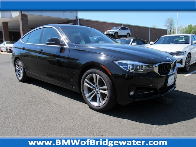 Certified Pre-Owned 2017 BMW 330i xDrive Gran Turismo in Bridgewater NJ