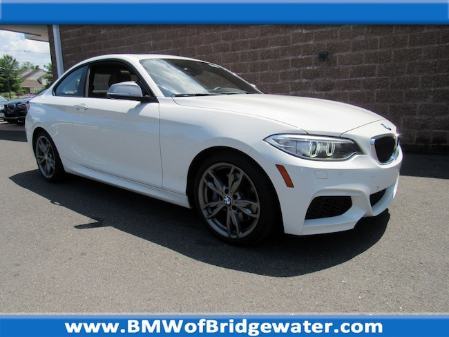 Certified Pre-Owned 2016 BMW M235i xDrive Coupe in Bridgewater NJ