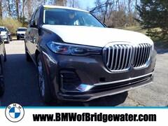 New 2021 BMW X7 xDrive40i SAV in Bridgewater