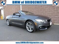 2017 BMW 430i xDrive SULEV Convertible in Bridgewater