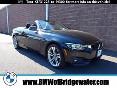 2019 BMW 430i xDrive Convertible in Bridgewater