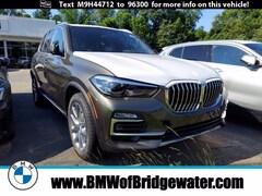 New 2021 BMW X5 xDrive40i SAV in Bridgewater