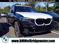 New 2022 BMW X5 M50i SAV in Bridgewater