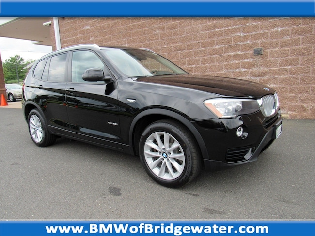 Used 2016 BMW X3 xDrive28i SAV in Bridgewater NJ