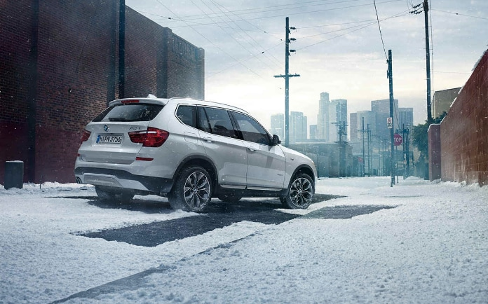 2017 BMW X3 Somerset County
