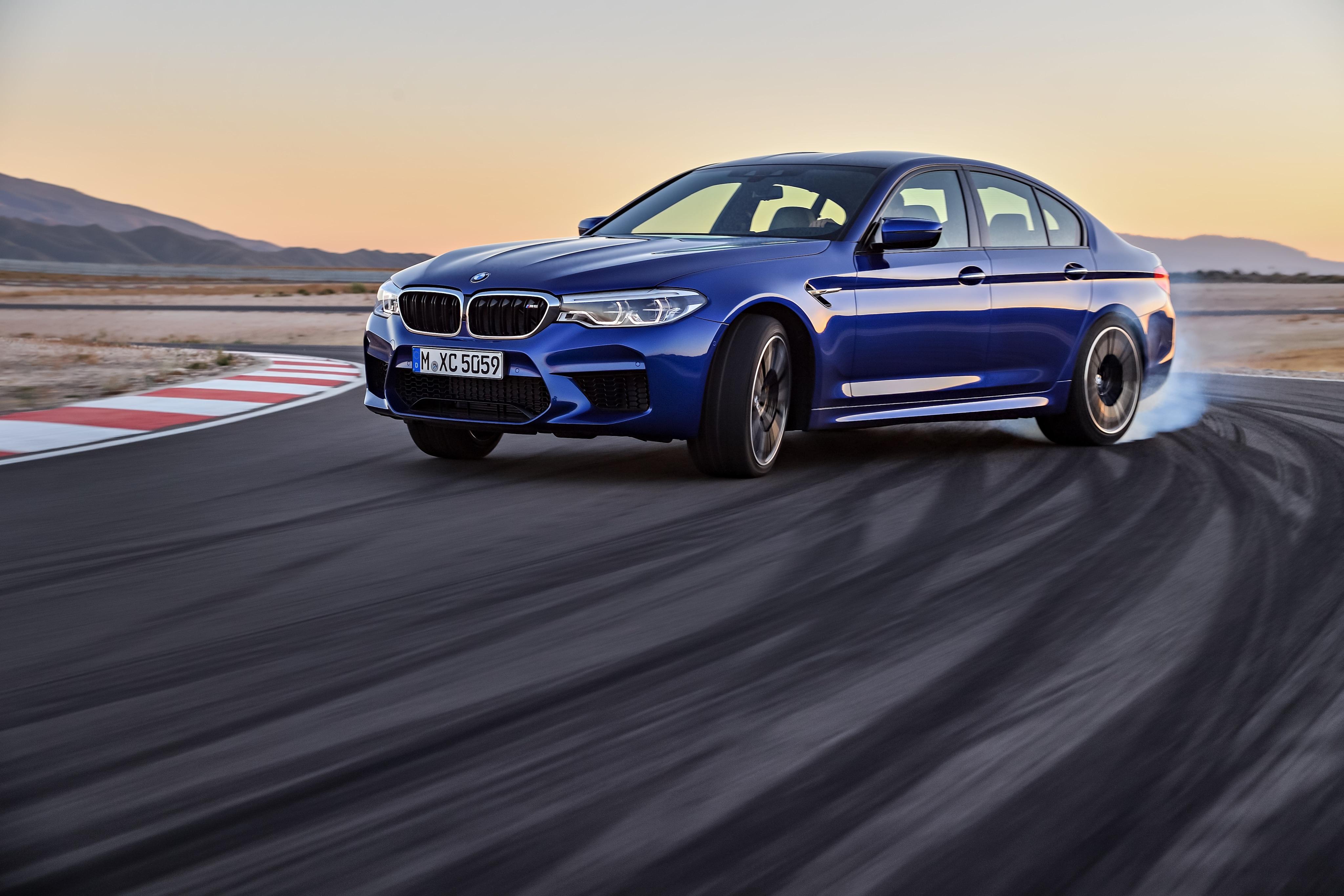Yesterday, BMW ...