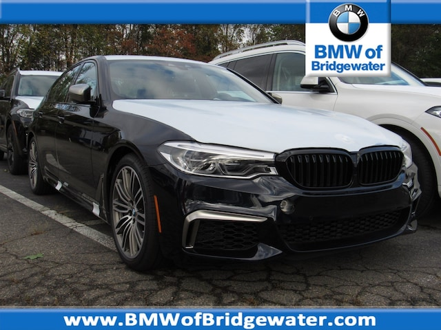 New 2020 Bmw M550i For Sale At Bmw Of Bridgewater Vin
