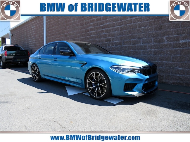 Used 2019 BMW M5 Competition Sedan in Bridgewater NJ