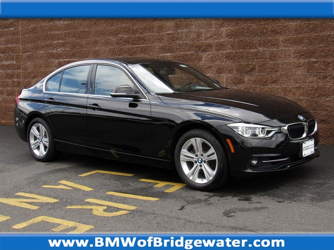 Certified Pre-Owned 2018 BMW 330i xDrive Sedan in Bridgewater NJ