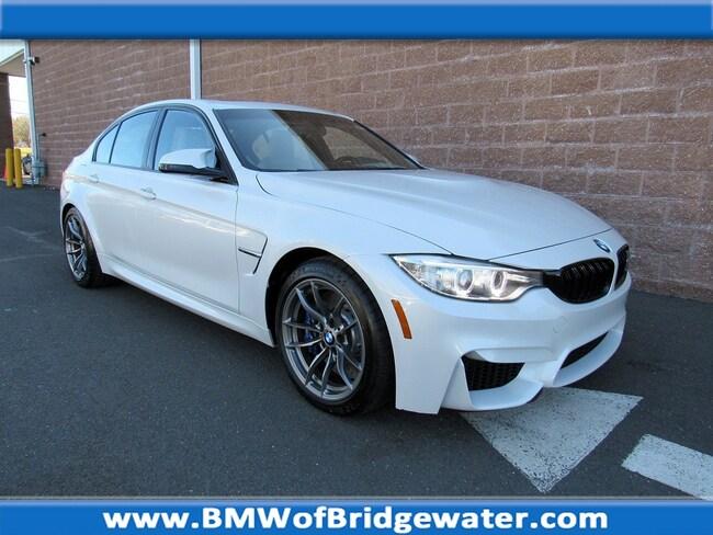 Used 2017 BMW M3 Sedan in Bridgewater NJ