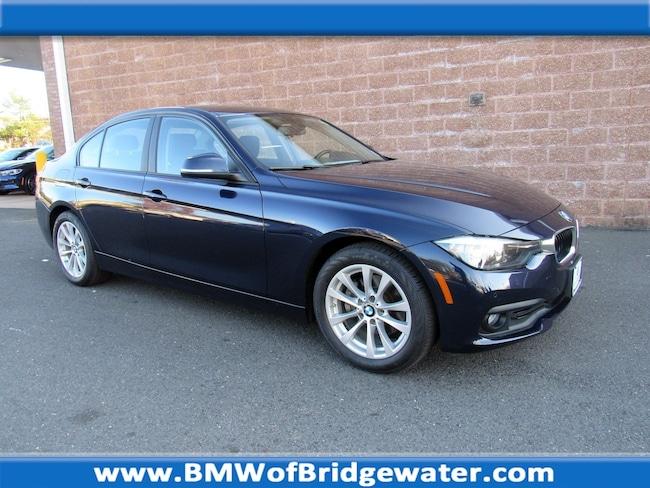 Certified Pre-Owned 2016 BMW 320i xDrive Sedan in Bridgewater NJ