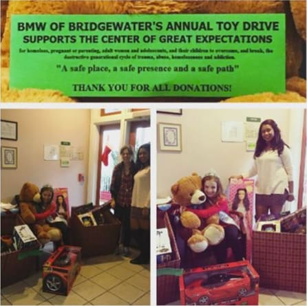 4th Annual BMW of Bridgewater Toy Drive