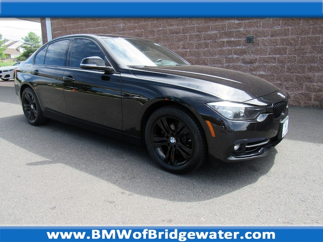 Certified Pre-Owned 2016 BMW 328i xDrive SULEV Sedan in Bridgewater NJ