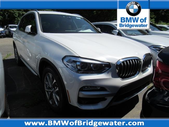 New 2019 BMW X3 xDrive30i SAV in Bridgewater NJ