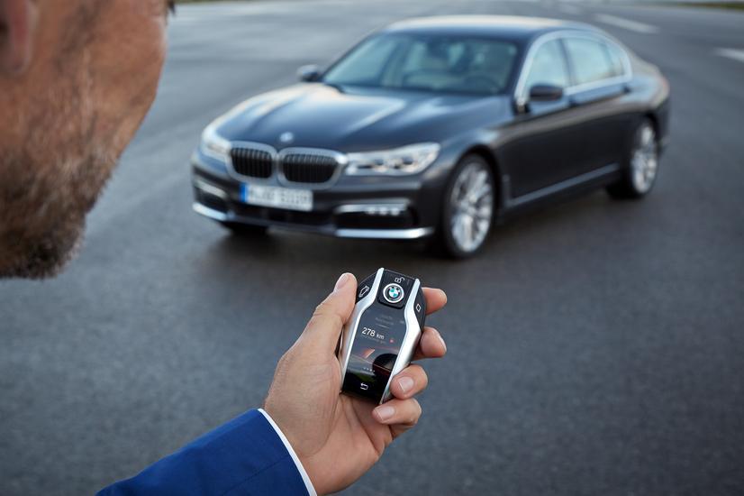 2017 BMW 7 Series Key Fob