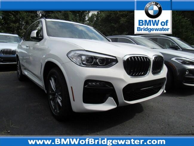 New 2020 BMW X3 xDrive30i SAV in Bridgewater NJ