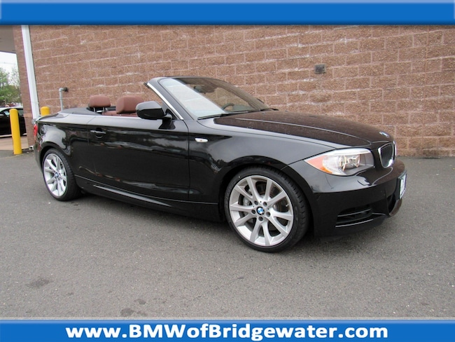 Used 2012 BMW 135i Convertible in Bridgewater NJ