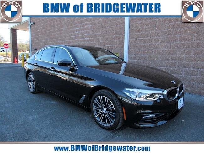 Certified Pre-Owned 2017 BMW 540i xDrive Sedan in Bridgewater NJ