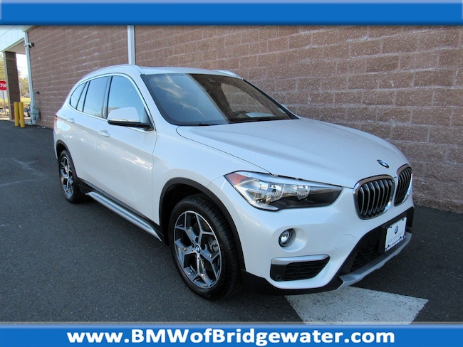 Certified Pre-Owned 2019 BMW X1 xDrive28i SUV in Bridgewater NJ