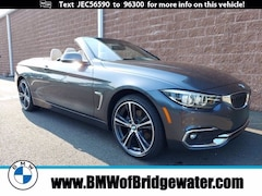 2018 BMW 430i xDrive Convertible in Bridgewater