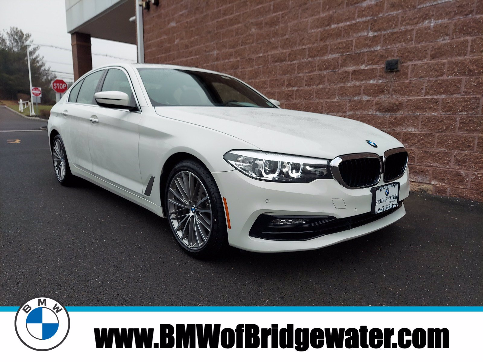 Pre Owned 2018 Bmw 540i For Sale At Bmw Of Bridgewater Vin Wbaje7c52jwc56404
